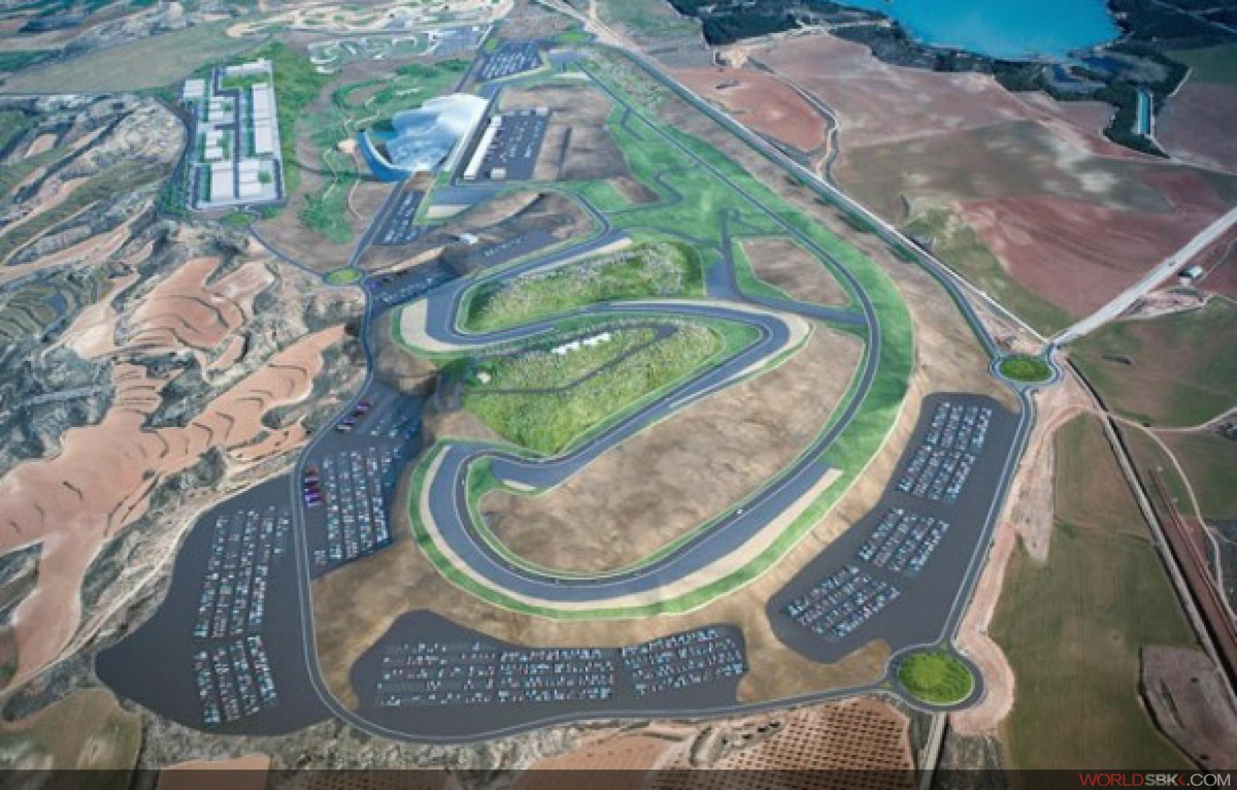 Circuito Motorland : Worldsbk