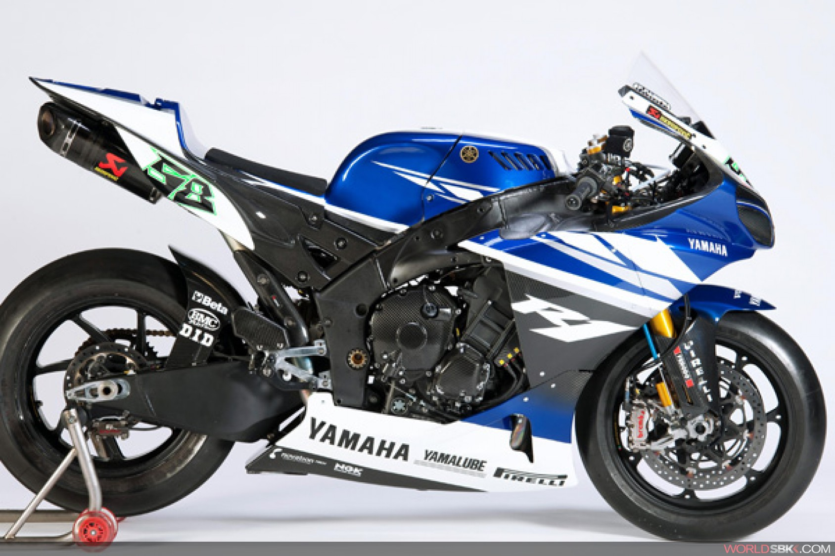 Worldsbk for Yamaha eugene or