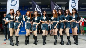 WorldSBK Thailand Grid Girls