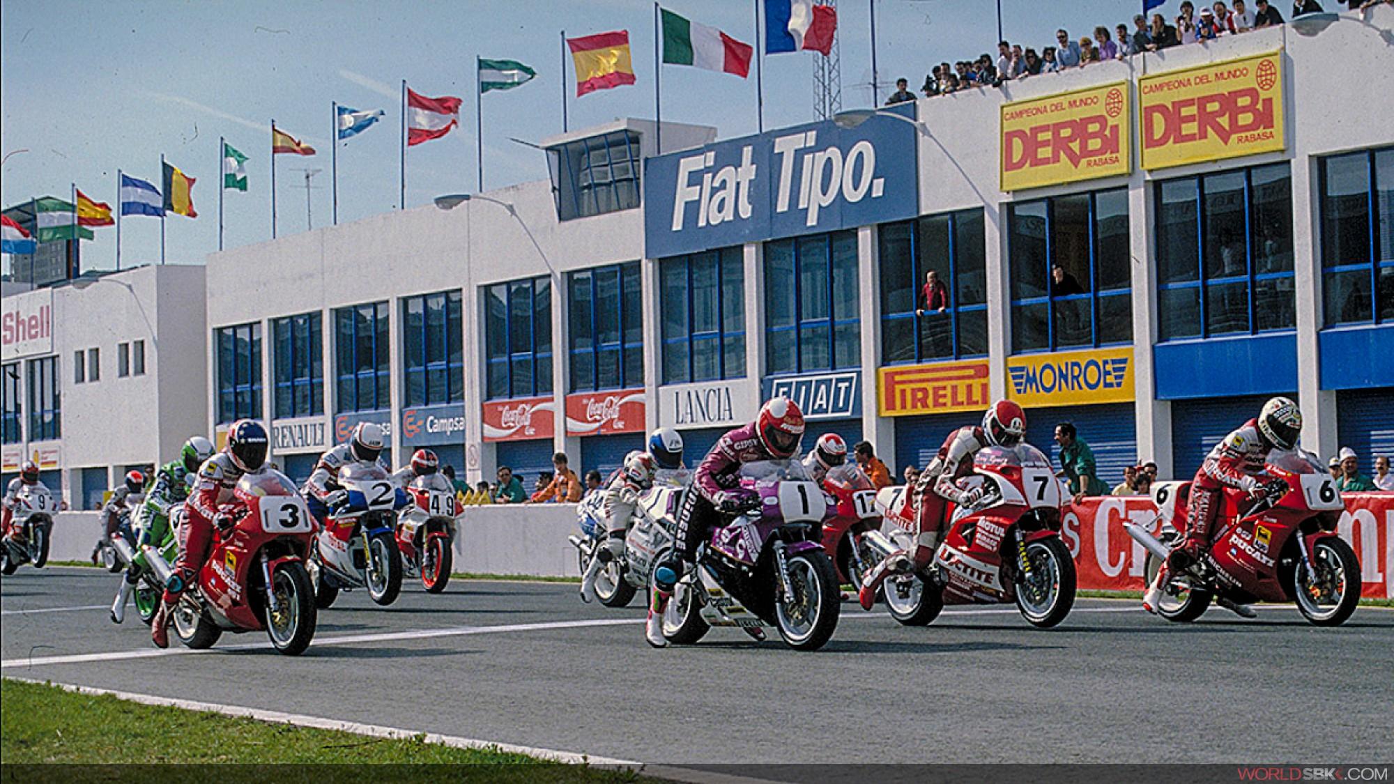 Albacete Circuit : Worldsbk
