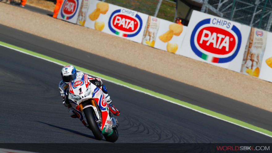 WorldSBK Magny-Cours FP2