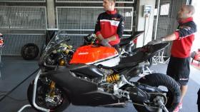 Aruba.it Racing-Ducati Superbike Team, MotorLand Test