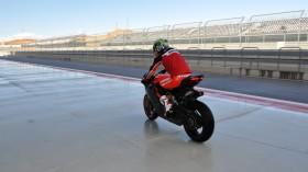 Chaz Davies, Aruba.it Racing-Ducati Superbike Team, MotorLand Test