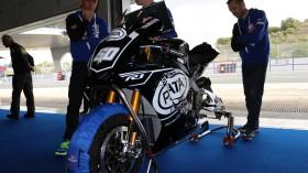 Yamaha Racing Team, Jerez Test