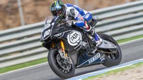 Alex Lowes, Yamaha Racing Team, Jerez Test