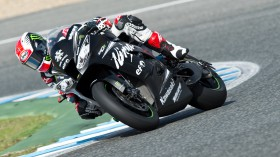 Jonathan Rea, Kawasaki Racing Team, Jerez Test