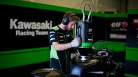 Kawasaki Racing Team, Jerez Test