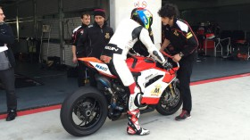 Marco Faccani, MotorLand Test2
