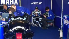 Alex Lowes, Pata Yamaha World Superbike, MotorLand Test2