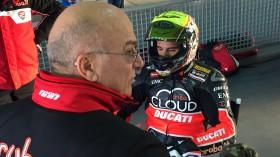 Xavi Fores, Aruba.it Racing-Ducati Superbike Team, MotorLand Test2