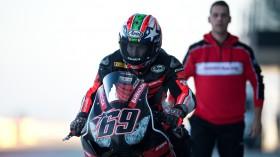 Nicky Hayden, Honda WorldSBK Team, MotorLand Test2