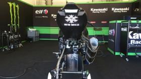 Kawasaki Racing Team, Jerez Test2