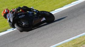 Jordi Torres, Althea Racing, Jerez Test2