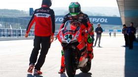 Davide Giugliano, Aruba.it Racing-Ducati Superbike Team, Jerez Test2