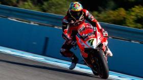 Chaz Davies, Aruba.it Racing-Ducati Superbike Team, Jerez Test2