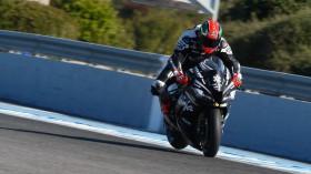 Tom Sykes, Kawasaki Racing Team, Jerez Test2