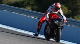 Leon Camier, MV Agusta Reparto Corse, Jerez Test2