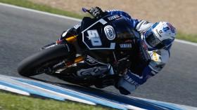 Sylvain Guintoli, Yamaha Racing Team, Jerez Test2