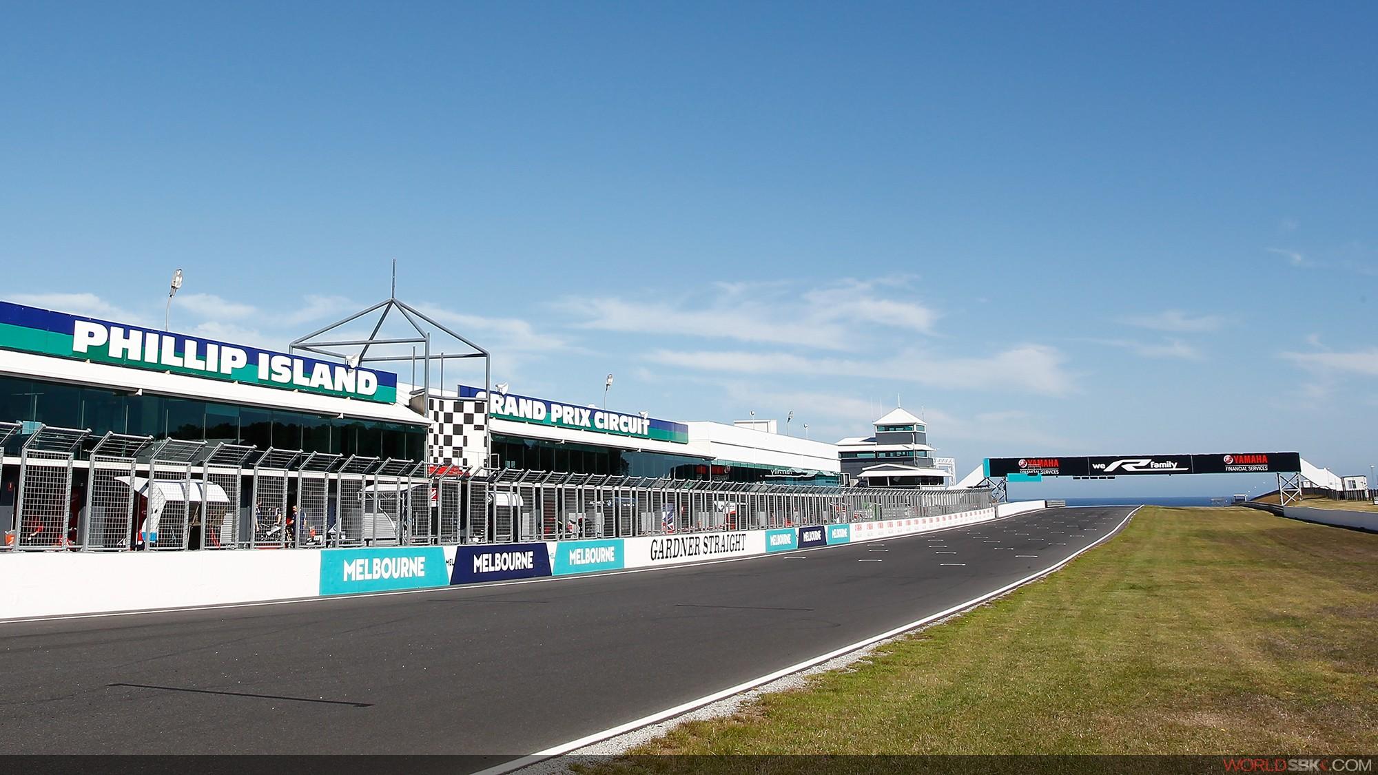 Dorna Sports ensures racing at Phillip Island for next ten