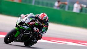 Jonathan Rea, Kawasaki Racing Team, Official Test Misano