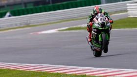 Tom Sykes, Kawasaki Racing Team, Official Test Misano