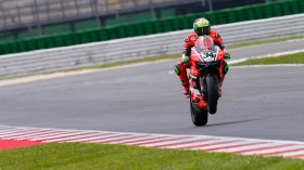 Davide Giugliano, Aruba.it Racing-Ducati, Official Test Misano