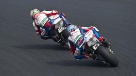 Nicky Hayden & Michael van der Mark