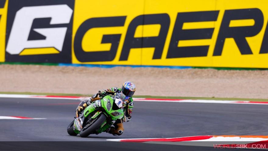 Kenan Sofuoglu, Kawasaki Puccetti Racing, Magny-Cours FP2