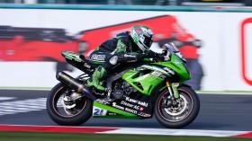 Randy Krummenacher, Kawasaki Puccetti Racing,  Magny-Cours FP2