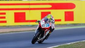 Jules Cluzel, MV Agusta Reparto Corse, Magny-Cours FP1