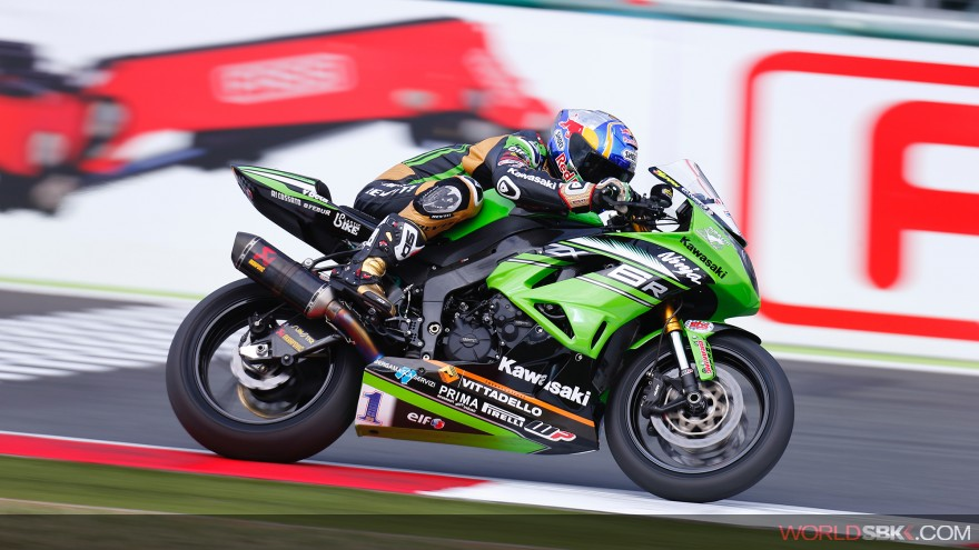 Kenan Sofuoglu, Kawasaki Puccetti Racing, Magny-Cours FP1