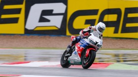 PJ Jacobsen, Honda World Supersport Team, Magny-Cours SP2