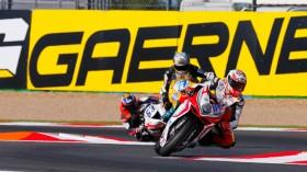 Lorenzo Zanetti, MV Agusta Reparto Corse, Magny-Cours RAC
