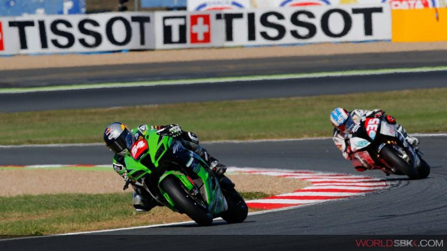 Toprak Razgatlioglu, Kawasaki Puccetti Racing, Magny-Cours RAC