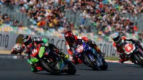Gregg Black, Andrea Mantovani, Magny-Cours RAC