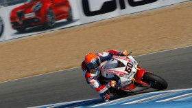 Michael van der Mark, Honda World Superbike Team, Jerez FP2