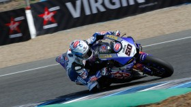 Sylvain Guintoli, Pata Yamaha Official WorldSBK Team, Jerez FP2