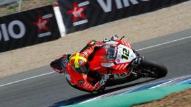 Xavi Fores, Barni Racing Team, Jerez FP2