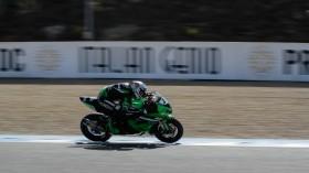 Randy Krummenacher, Kawasaki Puccetti Racing, Jerez FP1