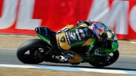 Kenan Sofuoglu, Kawasaki Puccetti Racing, Jerez FP2