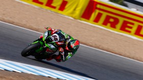 Tom Sykes, Kawasaki Racing Team, Jerez FP2