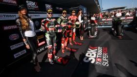 WorldSBK Jerez Tissot Superpole 2