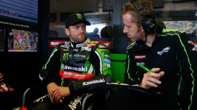 Tom Sykes, Kawasaki Racing Team, Jerez SP2