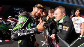 Randy Krummenacher, Kawasaki Puccetti Racing, Jerez SP2