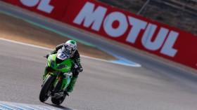 Randy Krummenacher, Kawasaki Puccetti Racing, Jerez FP2
