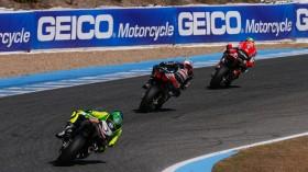 Ramos, De Angelis, Brookes, Jerez RAC1