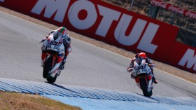 Nicky Hayden, Michael van der Mark, Jerez RAC1