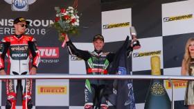 Jonathan Rea, Kawasaki Racing Team, Jerez RAC1