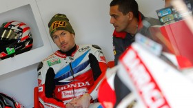 Nicky Hayden, Honda World Superbike Team, Jerez SP2