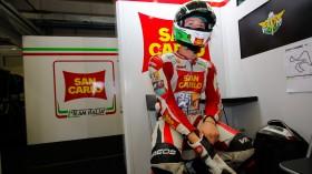 Alessandro Zaccone, San Carlo Team Italia, Jerez SP2